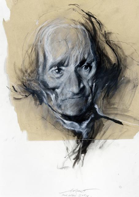, 'Artaud (Hôpital d'Ivry),' 1998, Galerie Lelong & Co.
