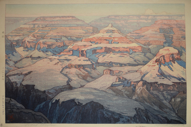 , 'Grand Canyon,' 1925, Ronin Gallery