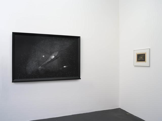 , 'Dust (Andromeda Nebula),' 2016, Galerie Nathalie Obadia