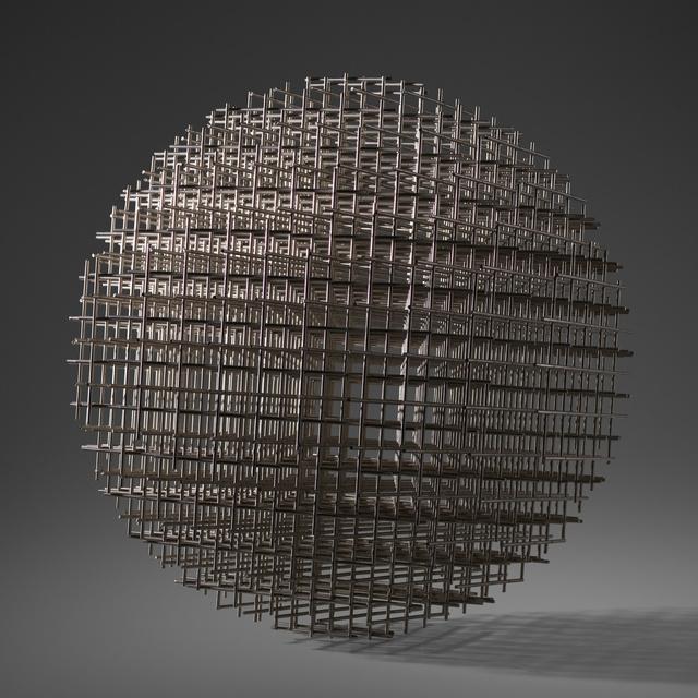 François Morellet, 'Sphere-trames', 1962, Rago/Wright