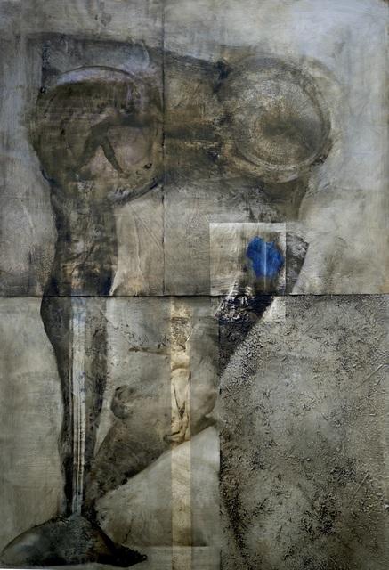 , 'Walking in the blue,' 2019, Bogena Galerie