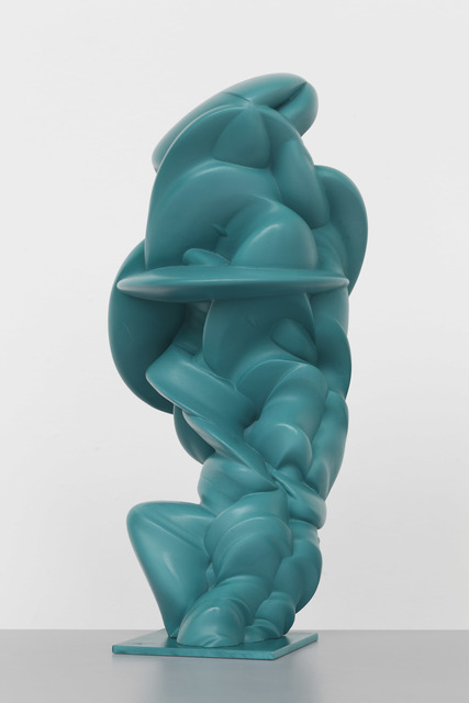 , 'Tony Cragg - Loop (turquoise),' 2014, Aurifer AG
