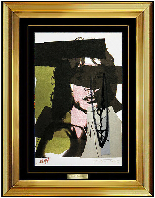 Andy Warhol | Andy Warhol Original Hand Signed Lithograph