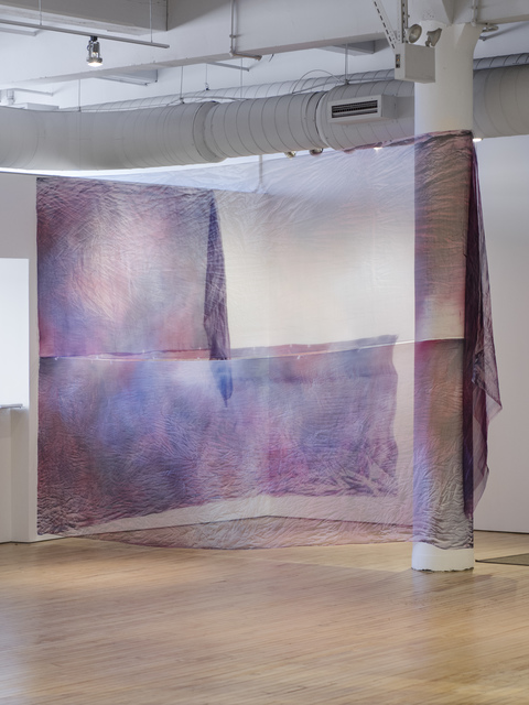 , 'A Purple Solution,' 2017, Fleisher/Ollman