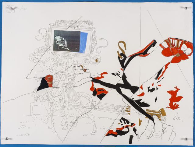 , 'O Alce (Sapato com fita amarrando) - 37,' 1966, Galeria de Arte Ipanema