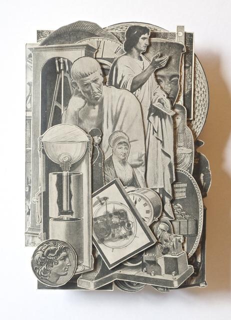 Tony Dagradi, 'Aristotle', 2017, Jonathan Ferrara Gallery