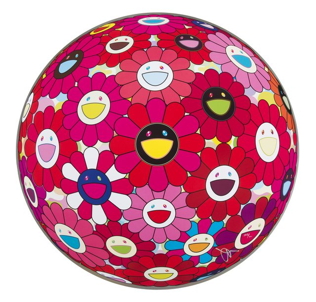 Takashi Murakami, 'Letter to Picasso', 2013, Julien's Auctions