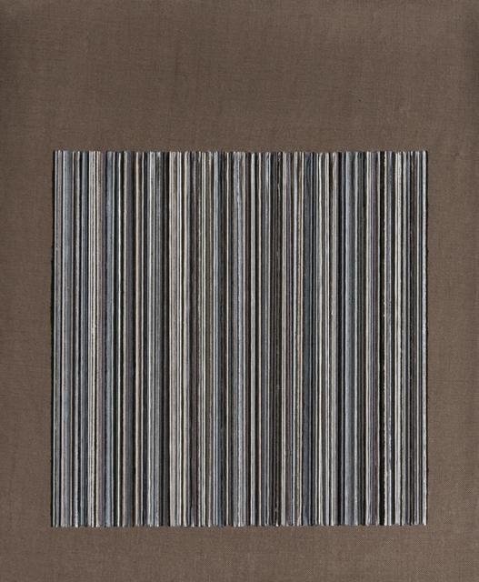 , 'Going Grey,' 2013, Muriel Guépin Gallery