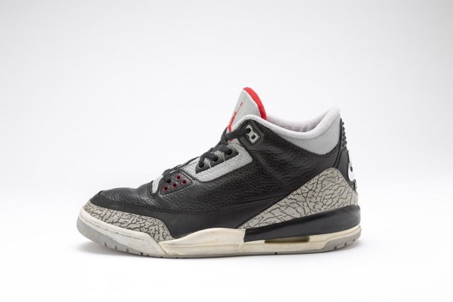 , 'Nike, Air Jordan III,' 1988, American Federation of Arts