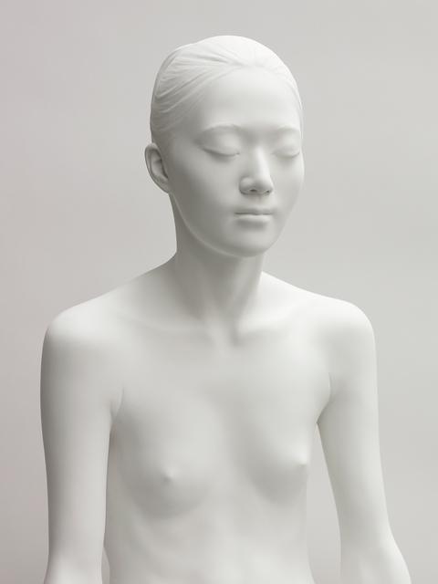 , 'Yoko X. Sitting (facing left),' 2015, Paul Stolper Gallery