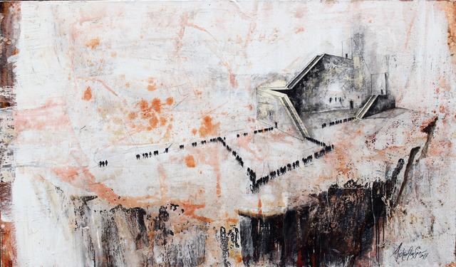 "Gustavo Diaz Sosa, 'From the Serie ""Babylon s. XXI""', 2017, Victor Lope Arte Contemporaneo"