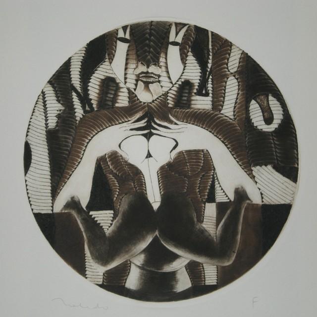 , 'La Miel from Chilam Balam,' 1975, Stern Fine Art