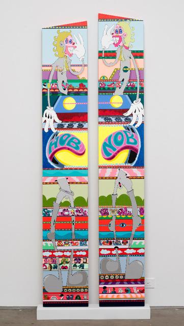 , 'Hob Nob,' 2013, Hong Kong Contemporary Art