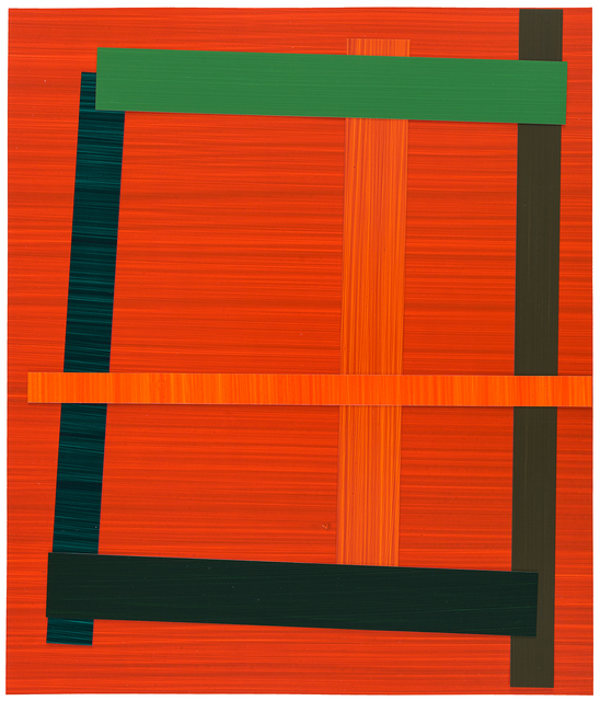 Imi Knoebel, 'Senzatitolo 5 Ed.', 2009-2011, Galerie nächst St. Stephan Rosemarie Schwarzwälder