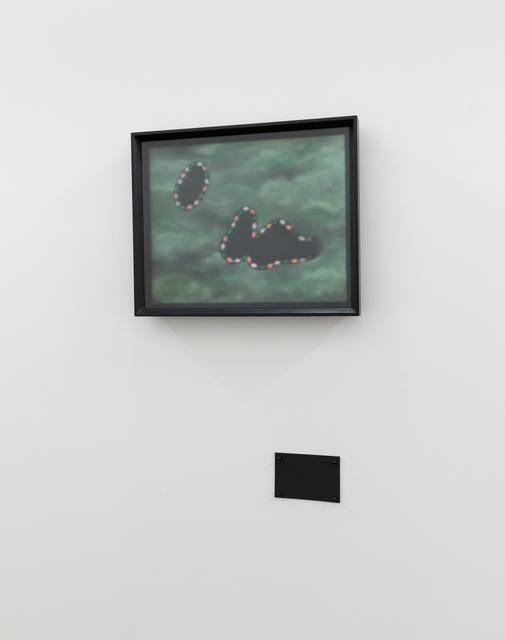 , 'reappearance,' 2018, Galeria Raquel Arnaud