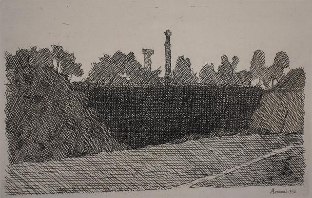 , 'View of Montagnola, Bologna | Veduta della montagnola di Bologna,' 1932, Gilden's Art Gallery