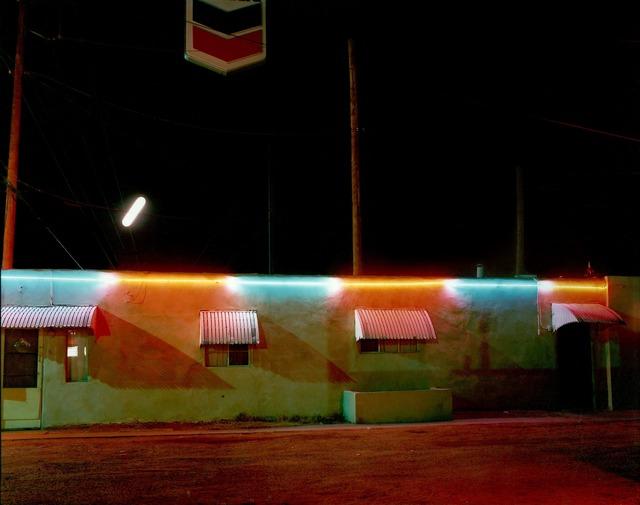 , 'Villa Motel, Albquerque, New Mexico, February 21,' 1980, photo-eye Gallery