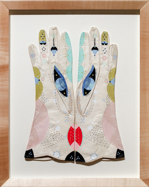 , 'Cosmic Animal Gloves VIII,' 2017, Paradigm Gallery + Studio