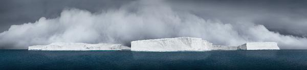 , 'Icebergs Generating Fog in Antarctic Sound,' , Bau-Xi Gallery