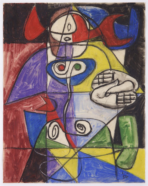 , 'Taureau,' 1954, MARUANI MERCIER GALLERY