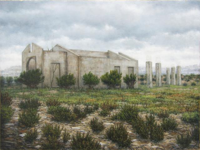 , 'Incomplete Ruin,' 2014, Koplin Del Rio
