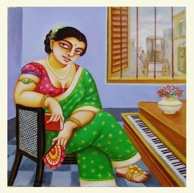 , 'Pianist,' , Jamaat Art