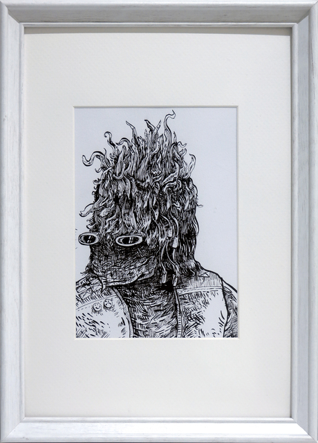 , 'Untitled (v) ,' 2017, Chan + Hori Contemporary