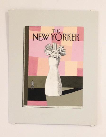 Richard Baker, 'The New Yorker', Clark Gallery