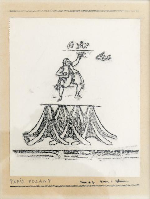 Max Ernst, 'Tapis volant', 1968, Galerie Valentien