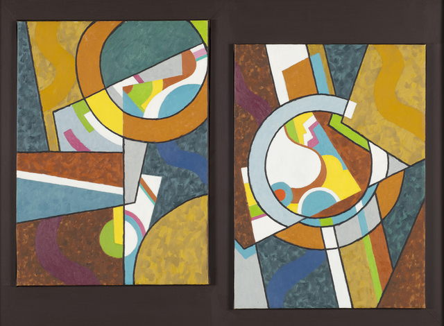, 'Tango,' 2000, Caldwell Gallery Hudson