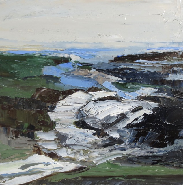 , 'Pt. Reyes Study,' 2019, Seager Gray Gallery