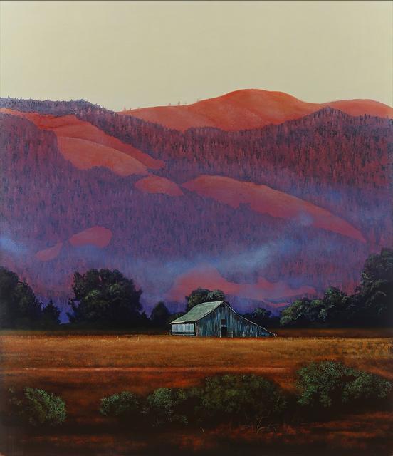 , 'Chosen Ridge,' , Gail Severn Gallery
