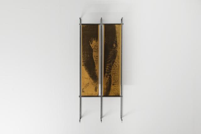 , 'Sans titre (Exsangue . Acte III),' 2015, Galerie Marine Veilleux