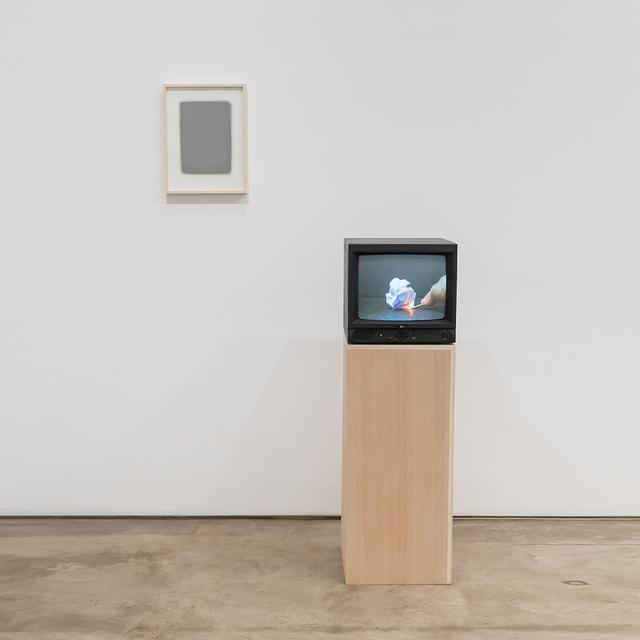 , 'Cinzas 2,' 2017, Galeria Raquel Arnaud