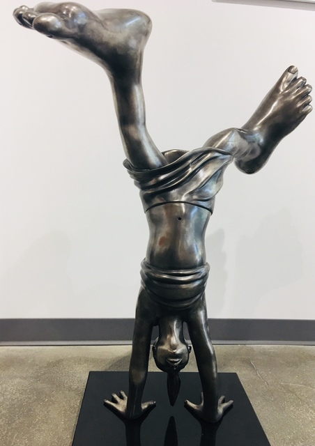, 'La Nena 105 silver 2/8,' 2018, Markowicz Fine Art