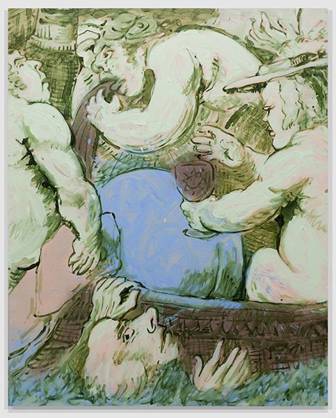 , 'Eau De Vie 3,' 2015, Moran Bondaroff