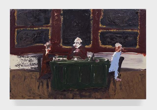 Genieve Figgis, 'The Card Players', 2015, Half Gallery