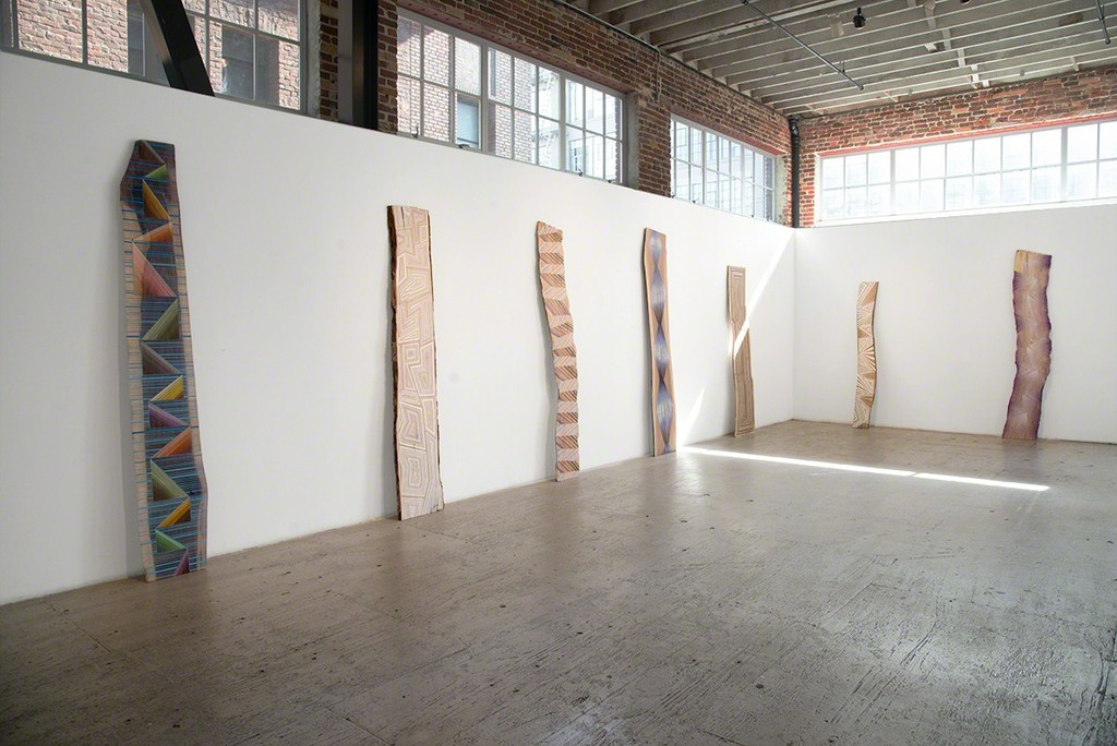 Jason Middlebrook: The Small Spaces in Between | Gallery 16 | Artsy