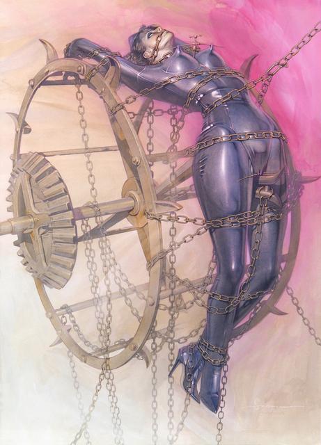 Hajime Sorayama, 'Unt - b24', 2004, IX Gallery