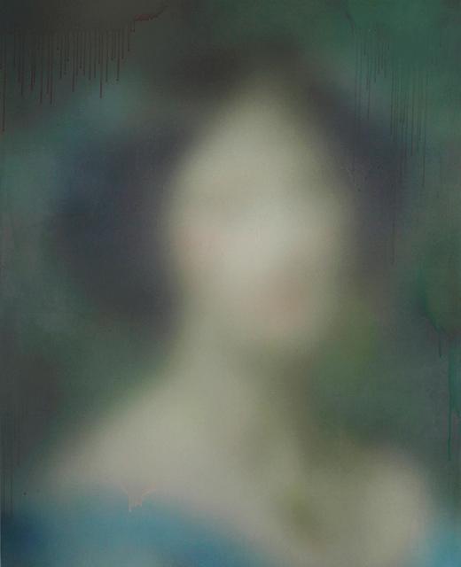 , 'Lady A,' 2015, Lazinc