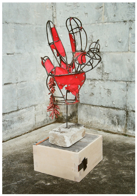 , 'Efy,' 2016, FRED.GIAMPIETRO Gallery