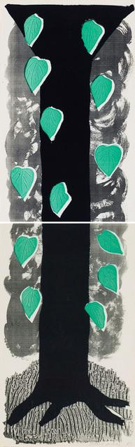 , 'The Tall Tree, September 1986,' 1986, Kenneth A. Friedman & Co.