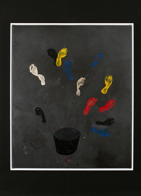 , 'A.B.: A - Type Pattern,' 2013, Galerie Krinzinger