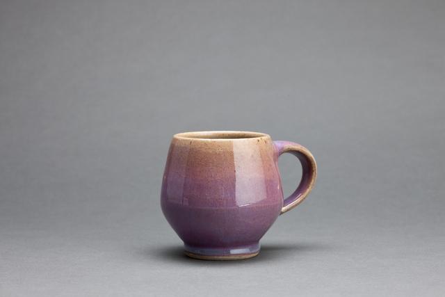 , 'Mug, plum glaze,' , Pucker Gallery