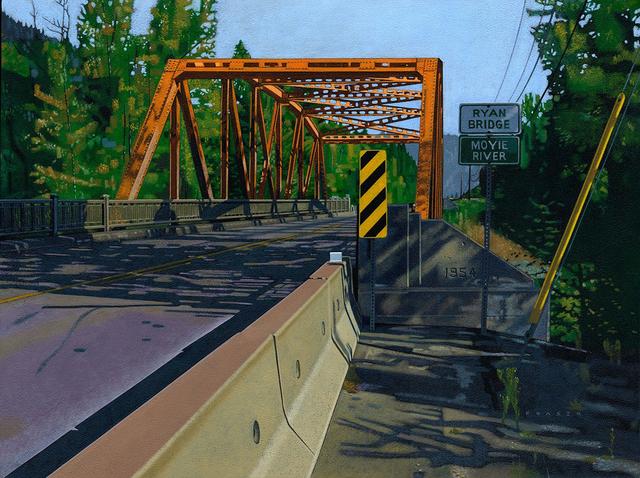 Doug Fraser, 'Ryan Bridge', 2017, Winchester Galleries