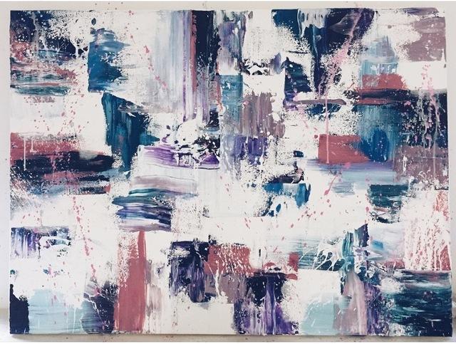 Lauren Benrimon, 'Untitled', 2016, Painting, Acrylic on canvas, David Benrimon Fine Art