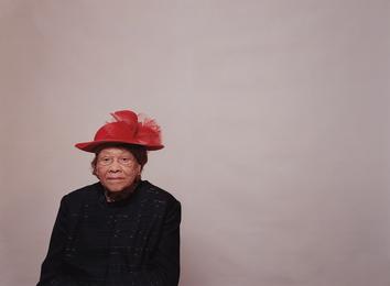 Julie Moos, 'Mrs. Lewis from Hat Ladies,' 2000, Phillips: Photographs (April 2017)