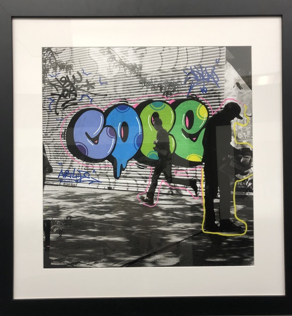 COPE2, 'Passing By', 2018, Soho Contemporary Art