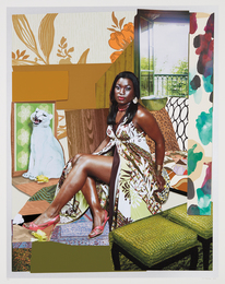 Mickalene Thomas, 'I Have Been Good to Me,' 2015, Phillips: Evening and Day Editions (October 2016)
