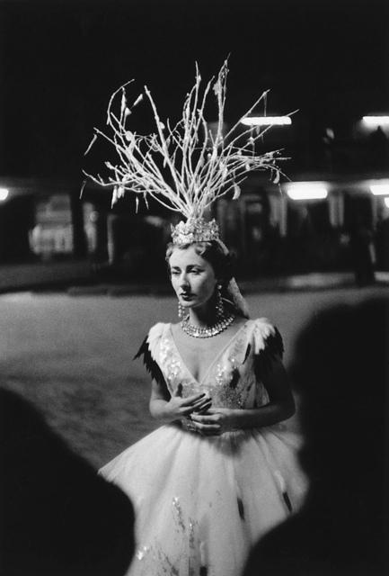 , 'Bal d'hiver,' 1955, °CLAIRbyKahn Galerie